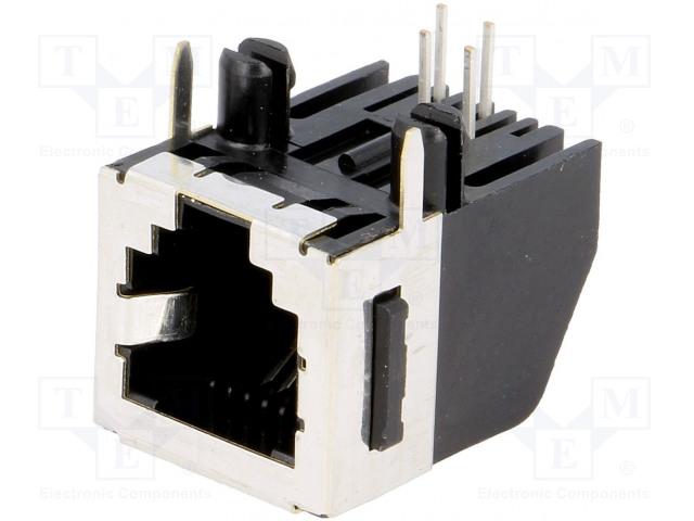 TE Connectivity 5555154-2 - Zásuvka