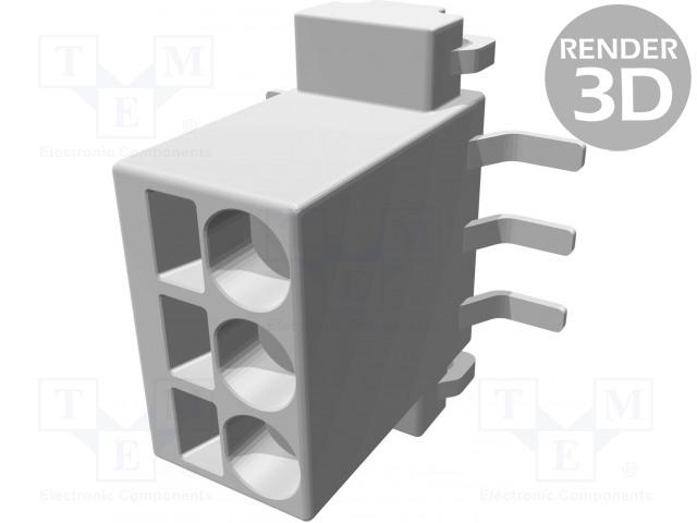 HARTING 14010313101000 - Konektor: kabel-pl.spoj