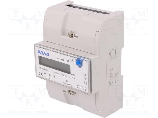 ORNO OR-WE-507 - Kontrolér
