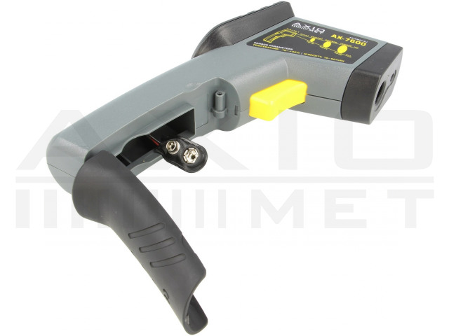 AX-7600 AXIOMET, Infrared thermometer