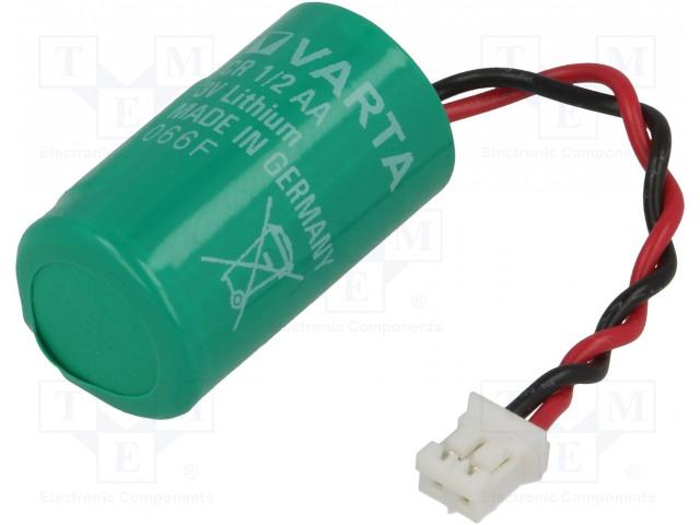 VARTA MICROBATTERY 6127201390 - Baterie: lithiové