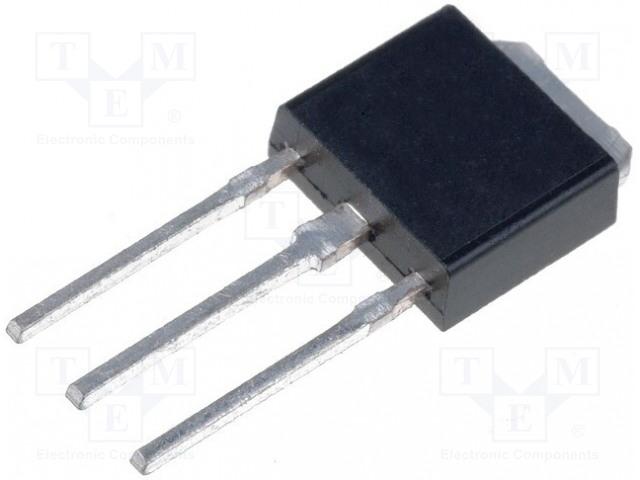 ADVANCED POWER ELECTRONICS AP20P02GJ-HF-3TB - Tranzystor: unipolarny,P-MOSFET