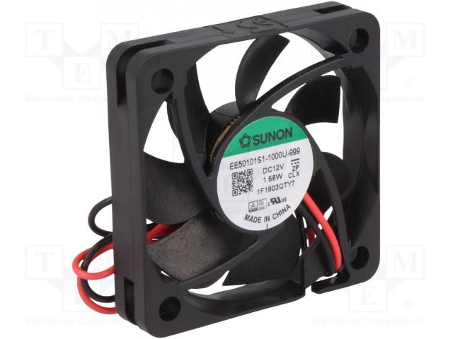 SUNON EE50101S1-1000U-999 - Ventilátor: DC