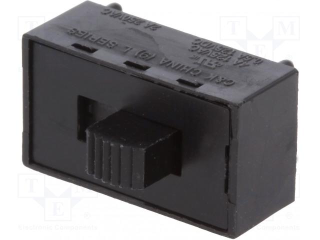 C&K L102011MS02Q - Schalter: Schiebeschalter