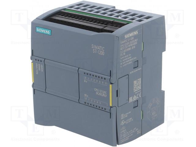 SIEMENS 6ES7212-1HF40-0XB0 - Modul: programmierbare PLC-Steuerung