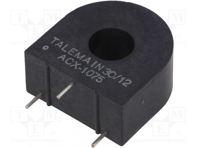 TALEMA ACX-1075 - Proudový transformátor