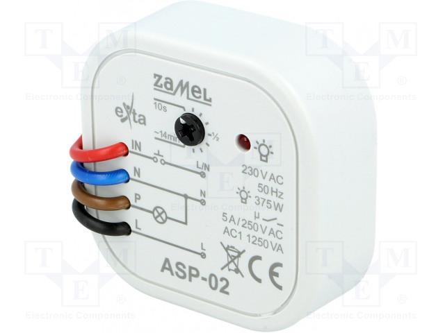 ZAMEL ASP-02 - Schodišťový automat