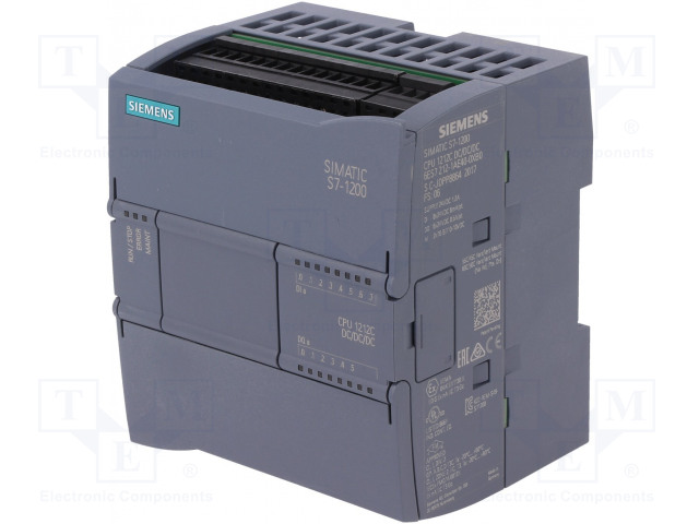 SIEMENS 6ES7212-1AE40-0XB0 - Modul: programovatelný automat PLC