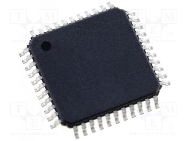 MICROCHIP (ATMEL) ATMEGA1284P-AUR - AVR 微控制器