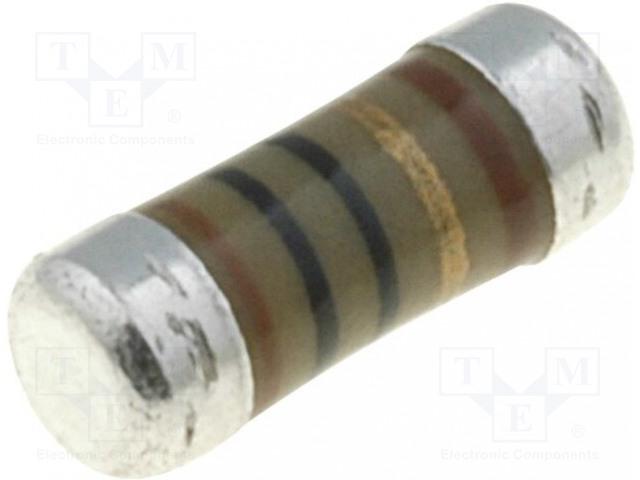 VISHAY 2312 195 11009 - Rezistor: thin film (Nichrome)
