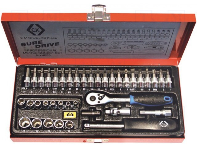 C.K T4655 - Sada klíčů