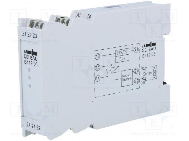 GELBAU 30B4.1206 - Modul: řídicí jednotka pro tlačítkovou lištu