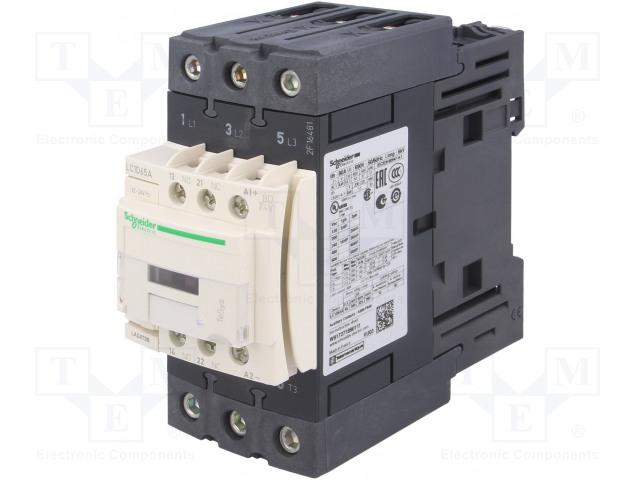 SCHNEIDER ELECTRIC LC1D65ABD - Stykač: 3-pólový