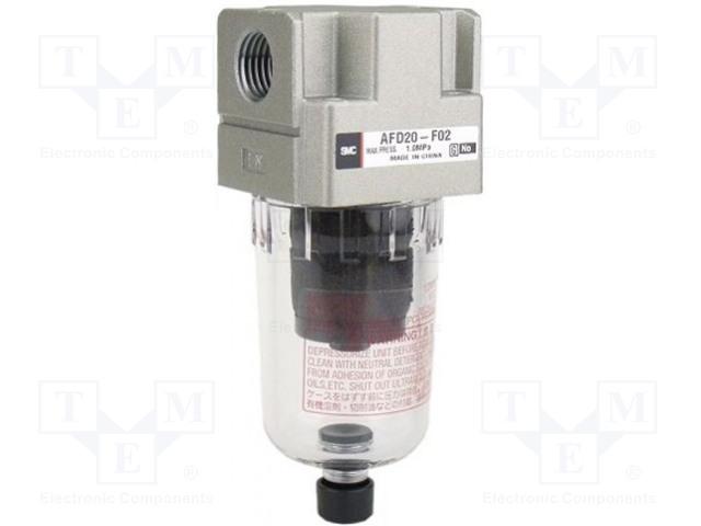 SMC AFD20-F02-A - Filtr stlačeného vzduchu