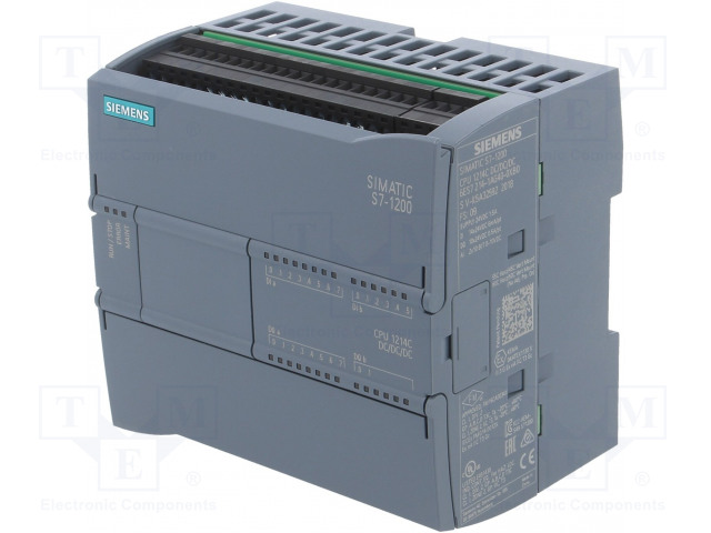 SIEMENS 6ES7214-1AG40-0XB0 - Modul: programovatelný automat PLC