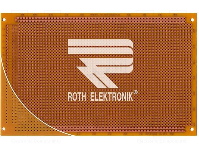 ROTH ELEKTRONIK GMBH RE318-HP - Plošný spoj: univerzální