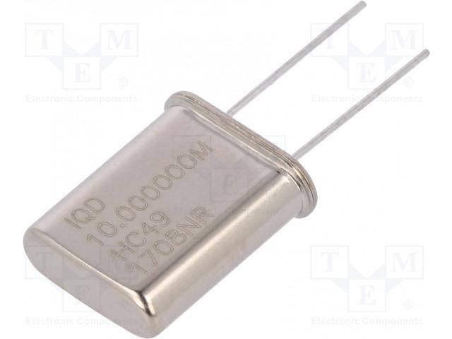 IQD FREQUENCY PRODUCTS LFXTAL003164BULK - Rezonátor: kryštálový