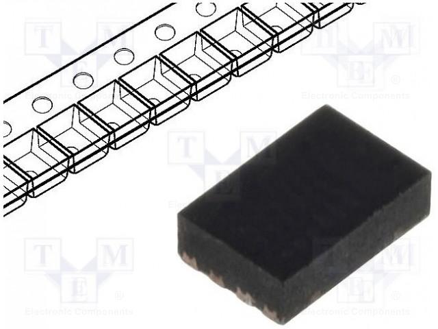MICROCHIP (ATMEL) AT24C01D-MAHM-T - EEPROM 内存