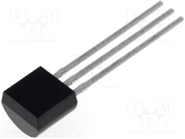 ON SEMICONDUCTOR (FAIRCHILD) BC546ATA - Tranzistor: NPN