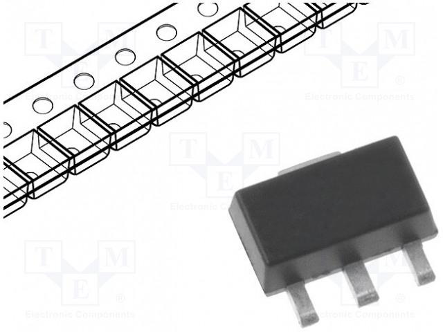 STMicroelectronics L78L08ABUTR - Stabilizátor napětí