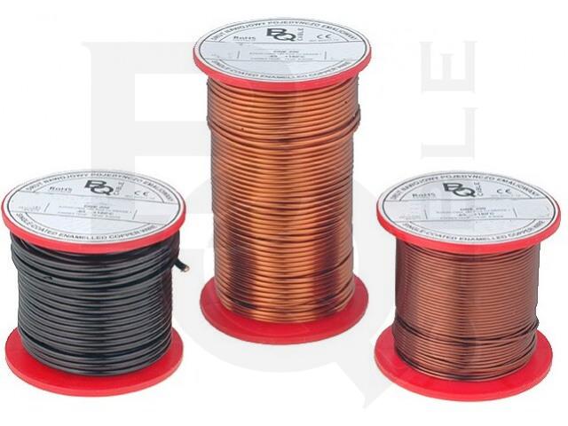 DNE1.05/0.50 BQ CABLE, Coil wire