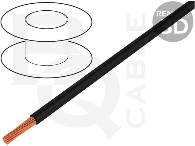 LGY0.35-BK BQ CABLE, Cablu