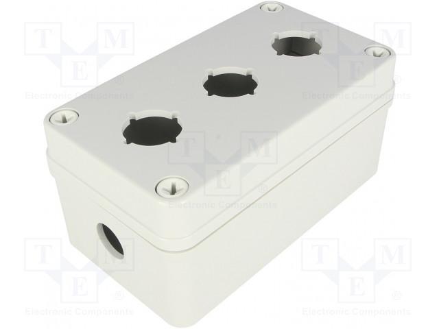 FIBOX ABSC65G3 - Gehäuse: für Fernbedienung