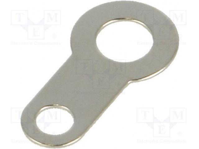 FIX&FASTEN GND-2 - Kolíček s pájecím očkem