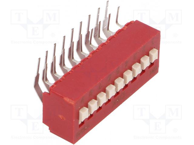 C&K BD09AV - Schalter: DIP-SWITCH