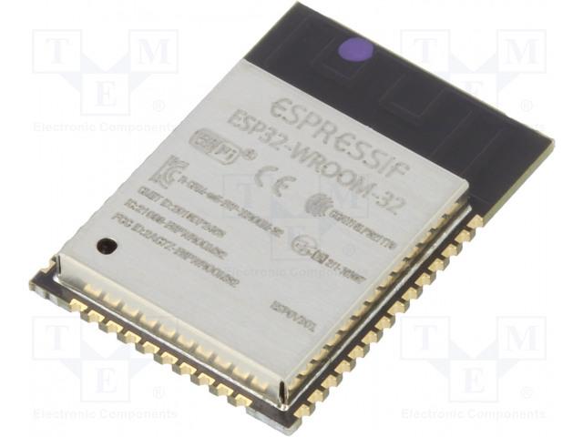 ESPRESSIF ESP32-WROOM-32 (16MB) - Module: IoT