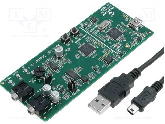 MICROCHIP TECHNOLOGY DM330011 - Výv.kit: Microchip PIC