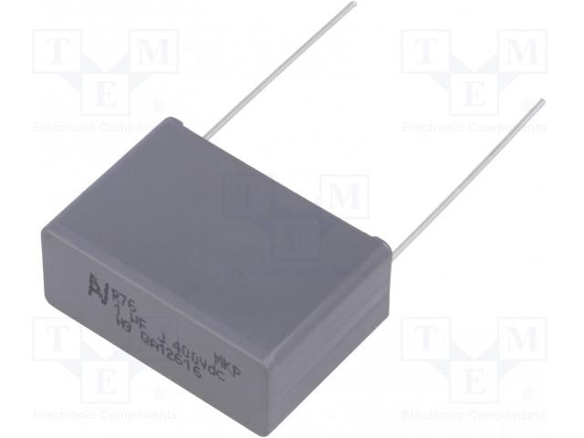 KEMET R76MR41004040J - Kondenzátor: polypropylénový