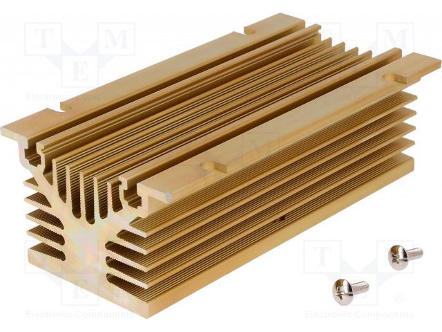 ANLY ELECTRONICS HS-060-150 - Chladič: lisovaný