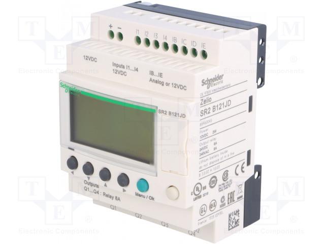 SCHNEIDER ELECTRIC SR2B121JD - Programovatelné relé