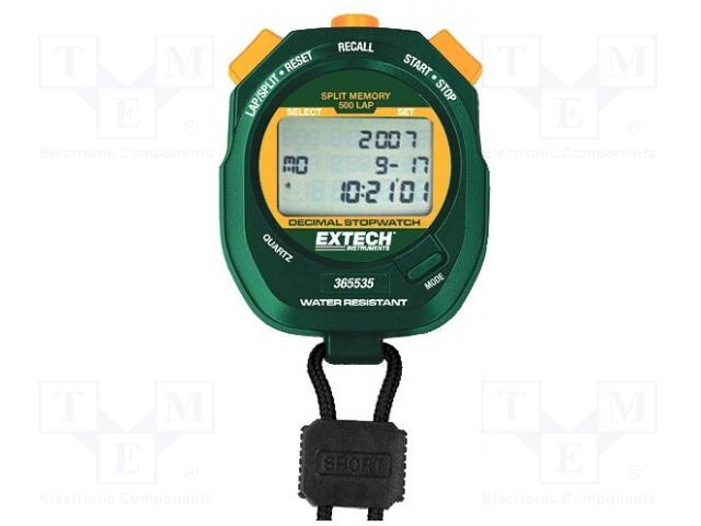 EXTECH 365535 - Stopky