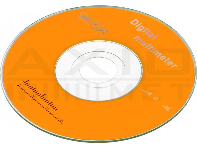 AX-594 AXIOMET, Multimetru digital