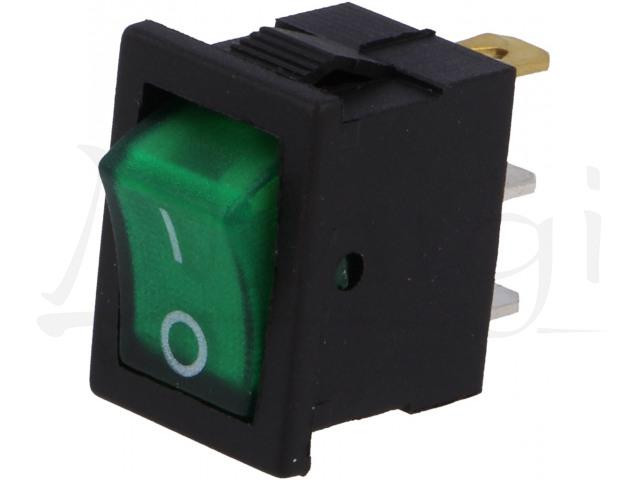 RSSM101A2C3GN NINIGI, ROCKER