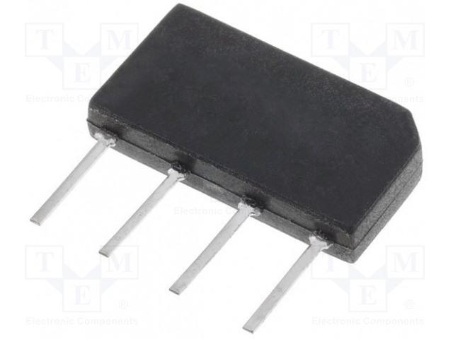 DIOTEC SEMICONDUCTOR GBS4J - Jednofázový usměrňovací můstek
