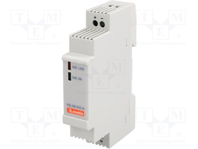 LOVATO ELECTRIC PSL1M01024 - Napájecí zdroj: spínaný