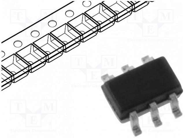 NEXPERIA PUMD13.115 - Tranzistor: NPN / PNP
