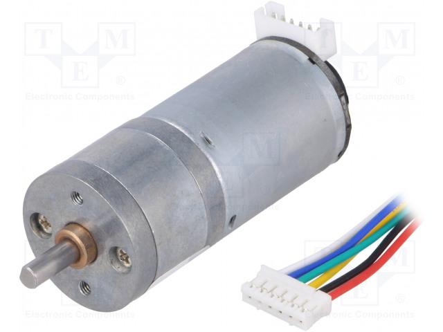 DFROBOT FIT0493 - Motor: DC