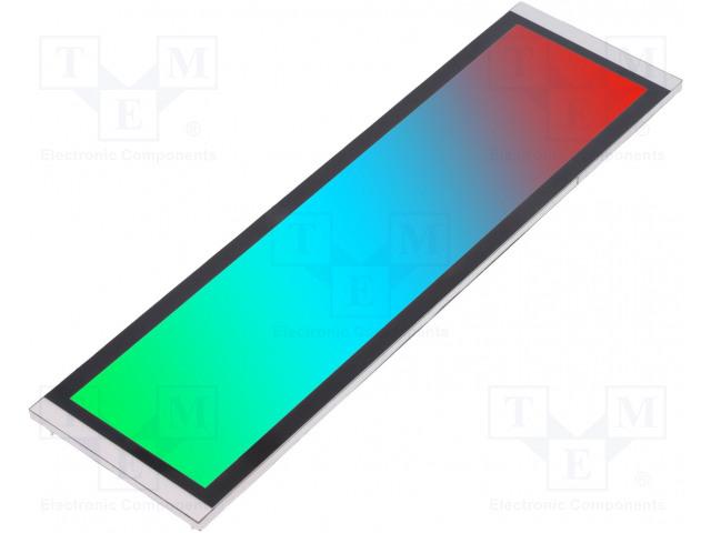 DISPLAY ELEKTRONIK DE LP-502-RGB - Taustavalo