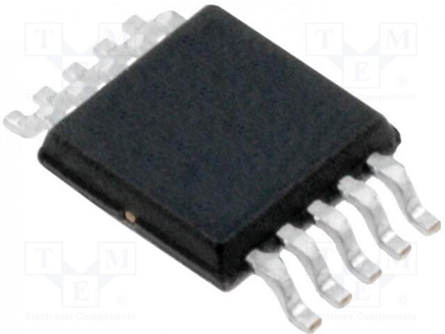 Analog Devices (Linear Technology) LTC3824EMSE#TRPBF - PMIC