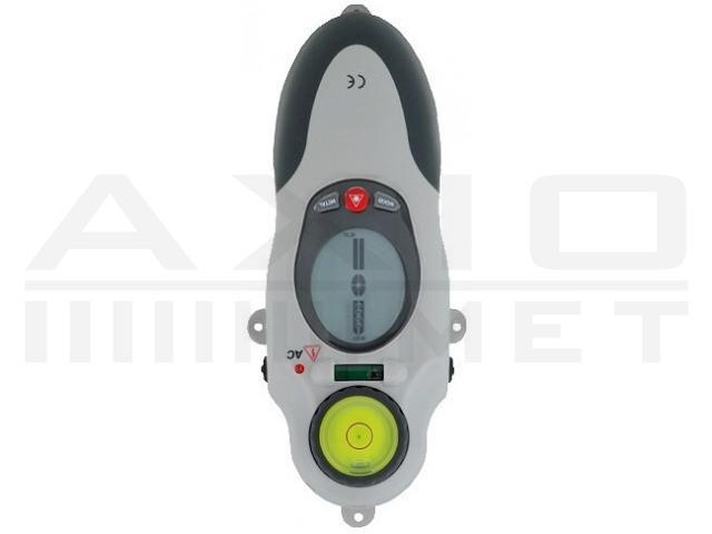 AX-903 AXIOMET, Detector metale şi tensiune
