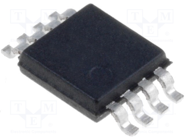 MICROCHIP TECHNOLOGY 24LC16BH-I/MS - EEPROM 内存