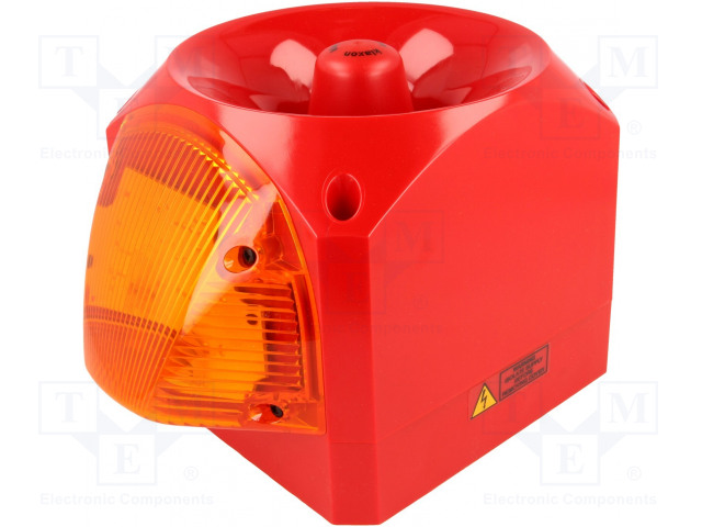 KLAXON SIGNALS PNC-0018 - Signalizátor: opticko-akustický