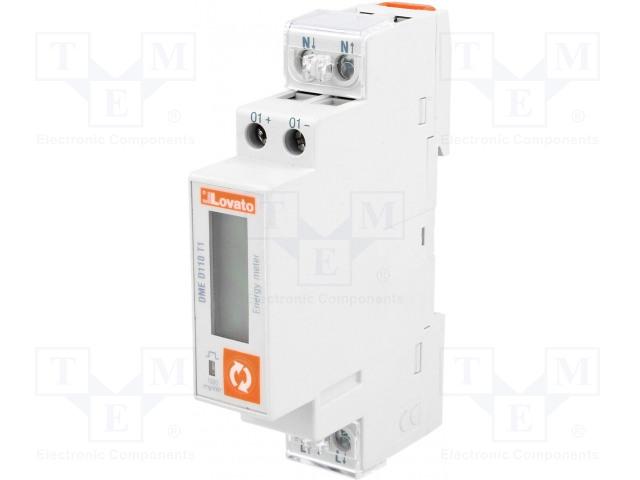 LOVATO ELECTRIC DME D110 T1 - Elektroměr