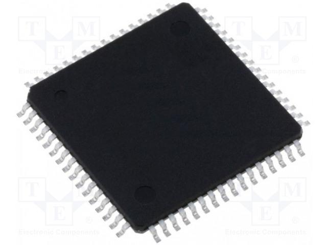 MICROCHIP (ATMEL) ATMEGA128L-8AUR - AVR 微控制器