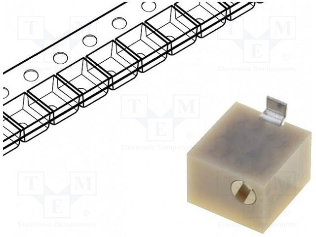 BOURNS 3214X-1-103E - Potenciometr: montážní