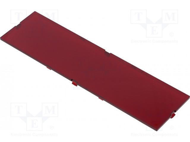 ITALTRONIC P05090821F - Čelní panel